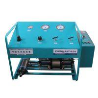 赛思特气体增压泵 氮气增压泵 气动气体增压系统