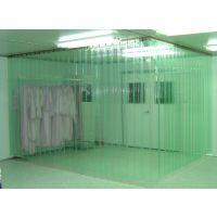 供应江西防静电软门帘网格帘、透明帘、橡胶皮、PVC软玻璃
