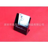 厂家直销透明名片盒 亚克力名片座 广告礼品赠品名片座 热销中
