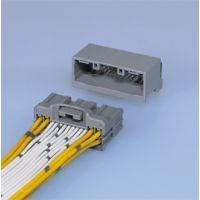 jst shc1.0间距2-24pin 条形/压接式连接器jst shc1.0汽车连接器