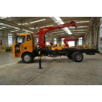 超低价!直臂式5吨随车吊(SPS12500) 品质高 厂家直销 价格更低
