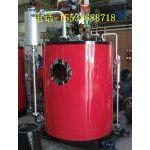 立式0.1吨燃气热水锅炉