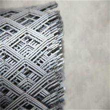 旺来异形钢板网 镀锌钢笆片 基坑支护钢板网