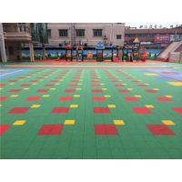 华鑫凯达体育(在线咨询)_悬浮拼装地板_篮球场悬浮拼装地板