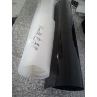 1.5mm城标白色HDPE土工膜 润泽光面止水防渗膜厂家批发