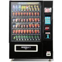 广东舟翼瓶、罐装饮料自动售货机 触屏式自动贩卖机 支持微信支付宝付款
