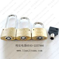 电力表箱铜挂锁