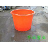 兴仁500L食品加工塑料水桶 PE原料