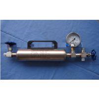 特价-直销-燃料气、天然气采样器(压力200公斤