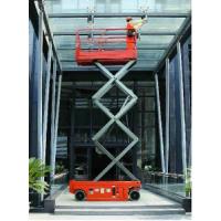 汉沽电动自行式升降机 和平升降平台经销商