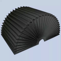 斜拉型风琴防护罩(图)|多用型风琴防护罩|奥兰机床附件生产制造