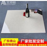 佛山工程瓷砖800*800金刚釉大理石防刮花艾菲顿瓷砖
