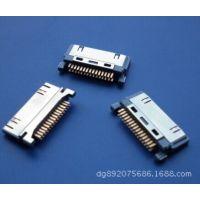 苹果原厂镀金30P主体 ipod仿原插头30针 apple连接器接插口 端子