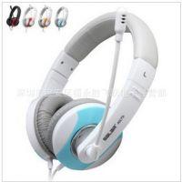 厂家直销正品 声籁A575头戴式耳机 带麦克风 游戏音乐耳机 重低音