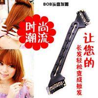 韩版M女人我推荐BOBO头长发变短发一件代发