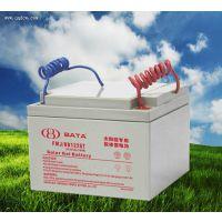 鸿贝蓄电池FMJ/BB12200T价格 太阳能专用胶体蓄电池