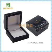 深圳首饰包装厂 高级耳环包装盒 新款耳环木盒 厂家直销珠宝盒