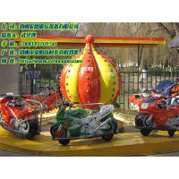 摩托车竞赛 惊险刺激室内外儿童游乐场人气产品飞车竞技郑州宏德游乐定制