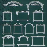 河南grc窗套制作、成品grc窗套厂家、外墙欧式grc窗套批发