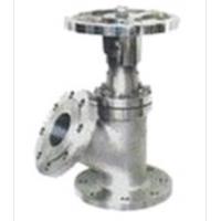 供应-不锈钢柱塞式放料阀-HGU45H放料阀-金口阀门