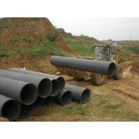 黑色排水管中空壁缠绕管价格经济实惠