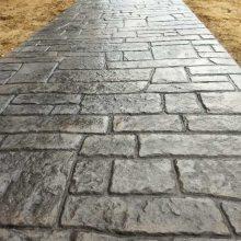 江苏装饰混凝土,湖州彩色压花混凝土,嘉兴压花混凝土面层,舟山混凝土压花路面
