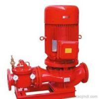 安全高效XBD15/20-HY恒压切线消防泵 频繁启泵