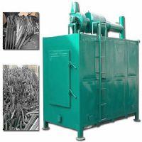 豫太机械销售炭化炉全套设备 4立方环保无烟自燃式炭化炉