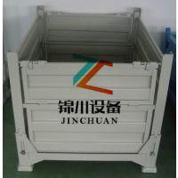 非标款***实用重型FLZZX0806金属周转箱东莞锦川、【可堆式周转箱】