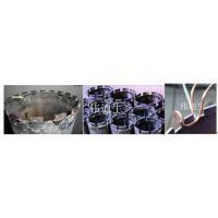 供应水钻钻头焊接,五金刀具焊接,钻具钎焊,高频机铜焊加工设备