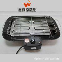 无烟烧烤炉 不锈钢发热l炉 家用电烤炉 可调温度烧烤炉开店用批发