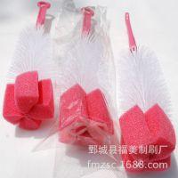 厂家优惠直供家居日用品 清洗刷子海绵清洁刷地摊热卖清洁用品