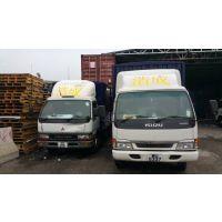 FOB深圳广州散货拖车运输服务