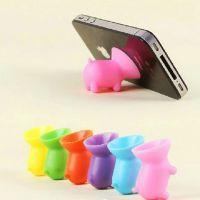 小猪手机支架 懒人手机支架 平板电脑小猪