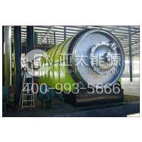 亚太能源YT-1废轮胎炼油设备