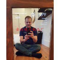 树莓派魔镜镜子材料 亚克力镜子 3MM半透明双面镜子