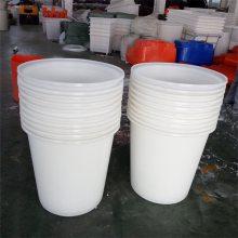 大量供应乐清塑料腌制桶 盐城PE塑料圆桶 盱眙水产养殖桶