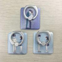 elice埃莉丝正品指环支架厂家直销 可爱皮套系列手机支架礼品定制