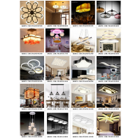 美式欧式家居LED客厅餐厅灯铁艺灯玉石玻璃豪华吊灯厂家批发灯具