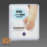 韩国 Holika Holika baby silky 还你婴儿丝滑柔嫩保湿手膜 15ml