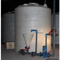 酉阳10吨污水处理复配设备 重庆力加防腐储罐