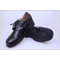 3515强人女士单皮鞋户外正装商务休闲坡跟皮鞋/女工作皮鞋批发