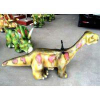 恐龙电动车坐骑恐龙出售可以骑的恐龙会行走的恐龙出租赁