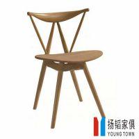 【扬韬供应】淘宝热卖实木椅子 宜家餐椅休闲椅 创意温莎椅子 厂家生产批发