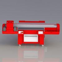 广州润彩厂家直销室内装饰印刷机/塑料板UV平板打印机/T恤印花机