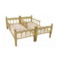 厂家定做大林宝宝巴中幼儿园简易儿童家具幼儿园小床