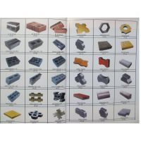 山东宏发 QTJ4-25C型砌块成型机 热销产品 值得信赖