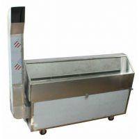 2.4米C款净化炉环保无烟烧烤炉烧烤车净化油烟设备一体机