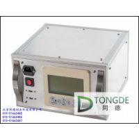 北京京晶 自动烟尘烟气测试仪型号:TW-8051F 采用双CPU结构