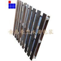 青岛黄岛柳桉木托盘厂家专门定制1.05*1.05木托盘欢迎来电咨